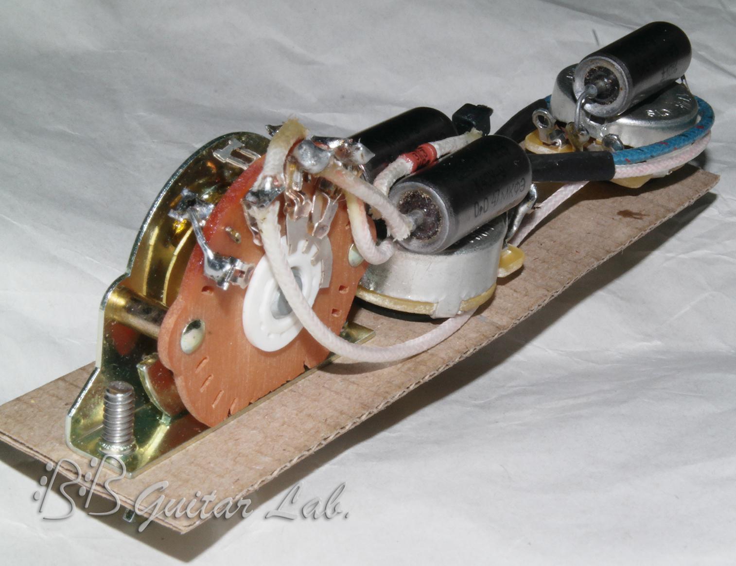 Prewired Wiring Harness Telecaster 3